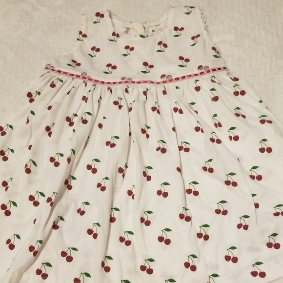 Other - Dress with cherries